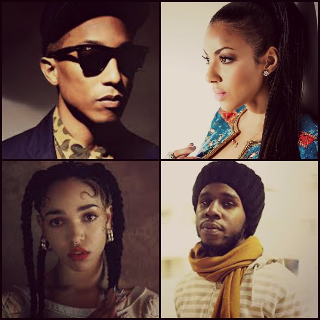 Chance the Rapper, Jhene Aiko, Gyptian, Wu-Tang