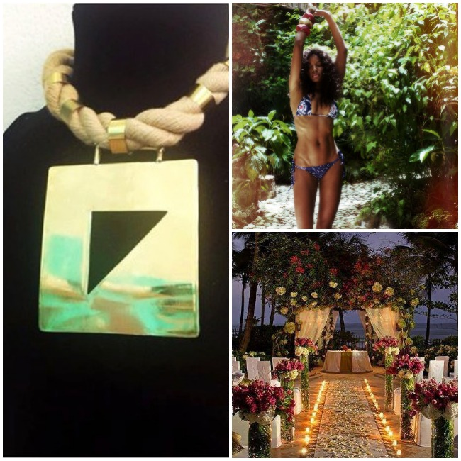 Major Lazer Spring styles, Jonathan Saunders designs in Jamaica and Art Smith celebrated.