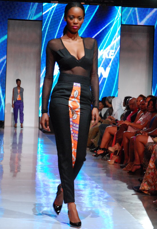 CFW 2014: Diaphanous Creations from Julan by Designer ...